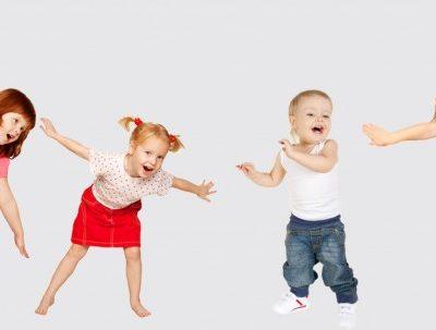 Bébés danseurs