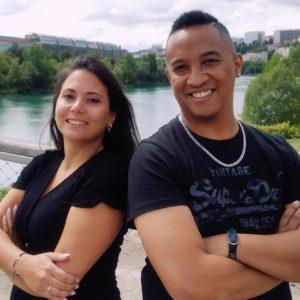 Andry et Mélanie